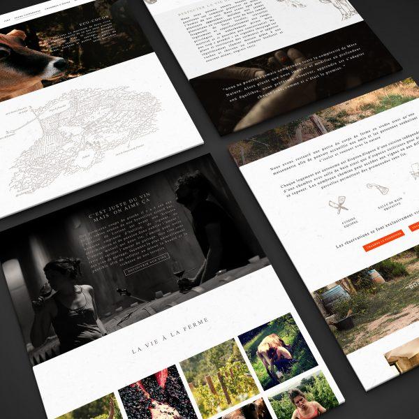 Création site Domaine de Lorient