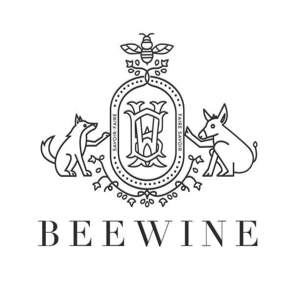 Beewine Logo Agence Marketing Vin